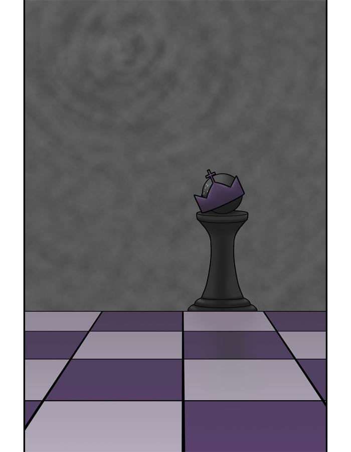 I just like the color purple okay? Jeez.