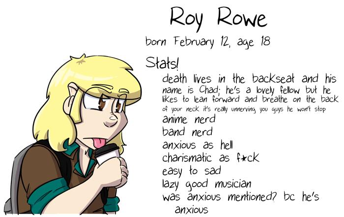 Roy Rowe