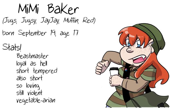 MiMi Baker (Jugsy)