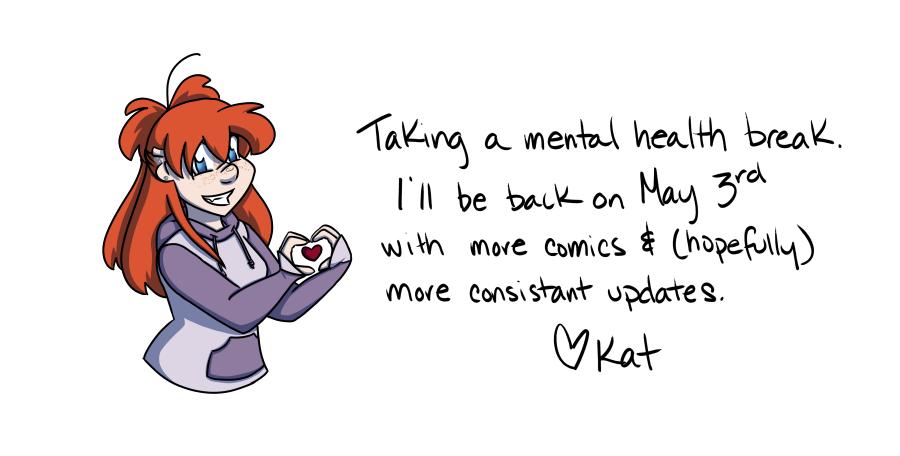 mental health break